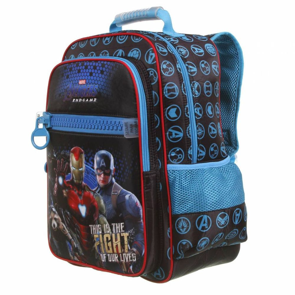 Mochila Vingadores End Game Costas Grande DMW 11631 Polinylon