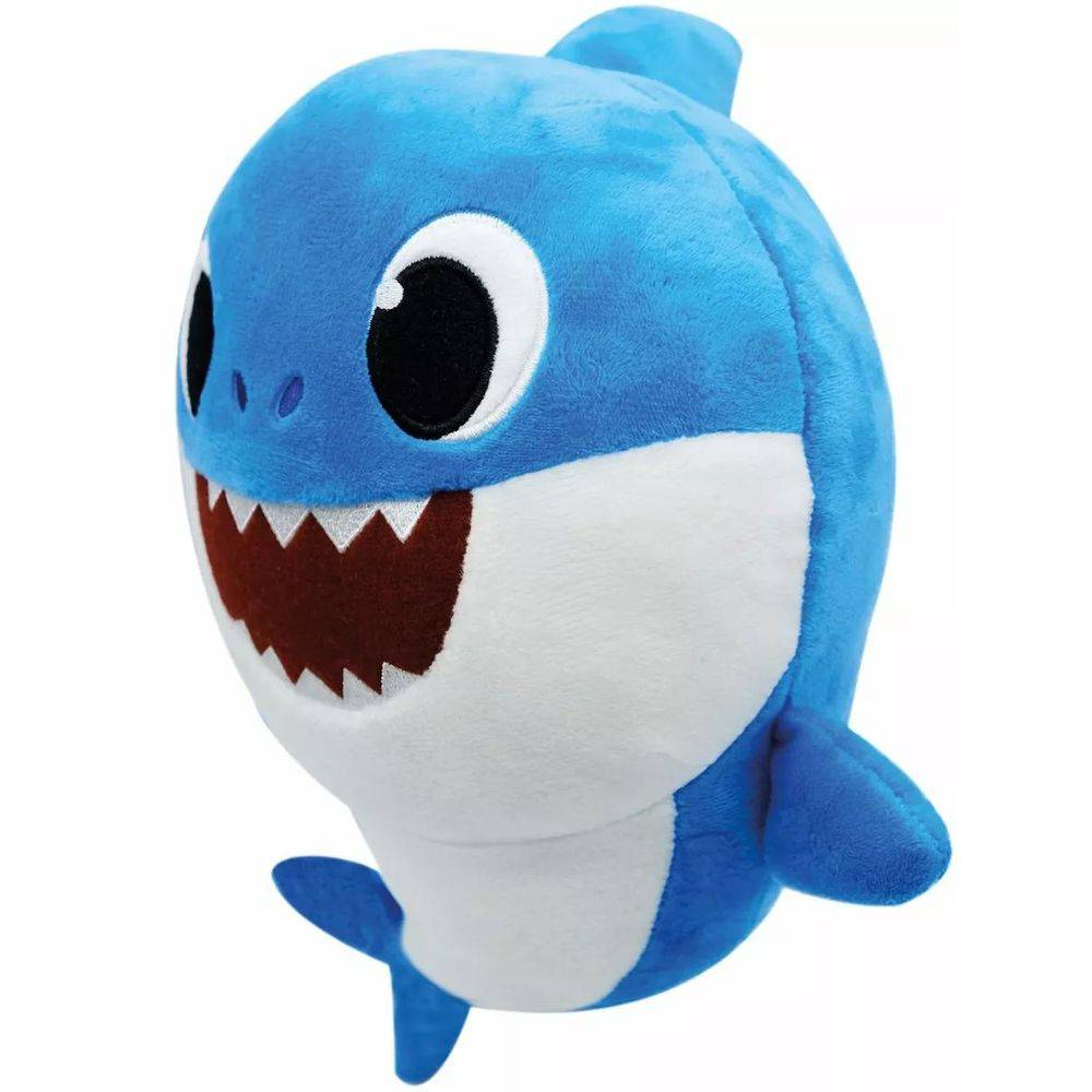 Pelúcia Baby Shark 30cm Musical Toyng 39269 Original