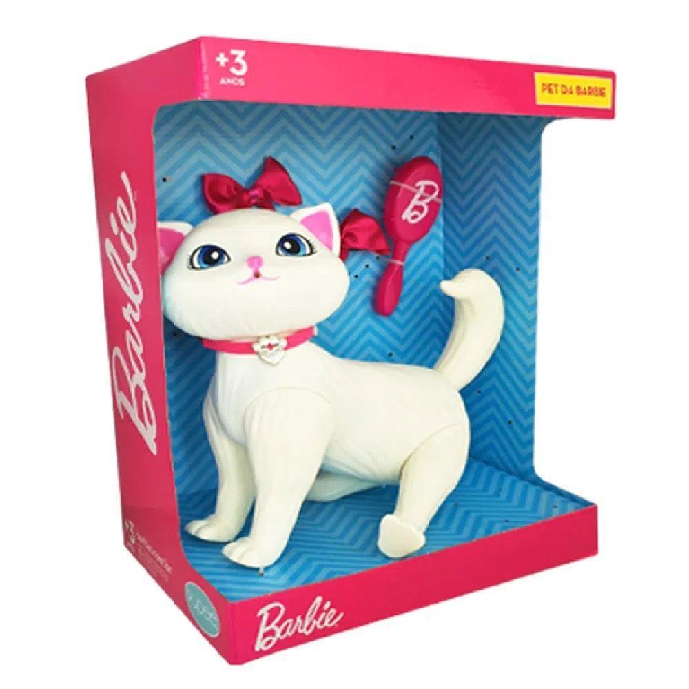 Pet Fashion da Barbie Gata Blissa 25cm Pupee 1259