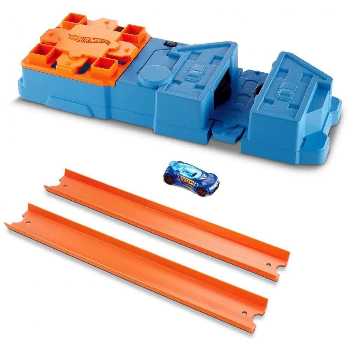 Pista Hot Wheels Track Builder Conjunto Acelerador  Booster Pack GBN81