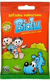 Bifinho Bidu Frango Petisco 65g