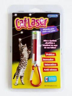 Brinquedo Lanterna Cat Laser - Cores sortidas