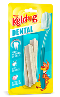 Dental Kelco Petisco Snack para Cães Y