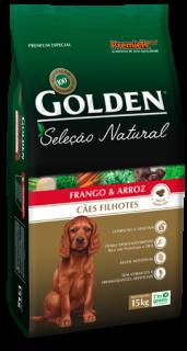Ração Premier Golden Seleção Natural Cães 3kg - Arroz e Frango