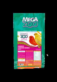 Ração Extrusada Megazoo para Canários 350g