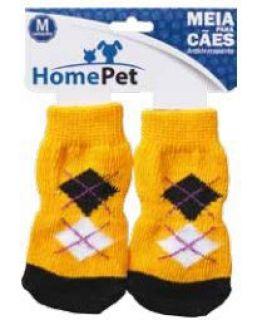 Meia Sapato para Cães Antiderrapante Home Pet