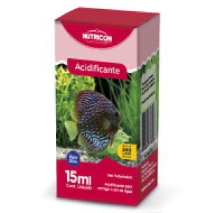 Nutricon Acidificante 15ml