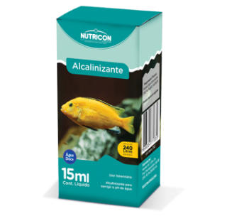 Nutricon Alcalinizante 15ml