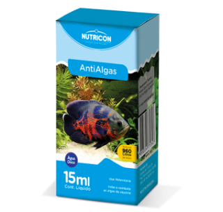 Nutricon AntiAlgas 15ml