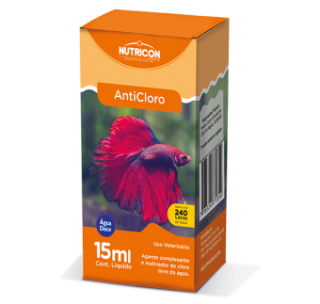Nutricon Anticloro 15ml