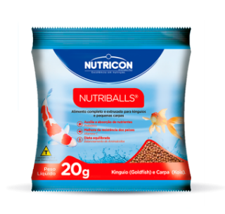 Nutricon Nutriballs 20g
