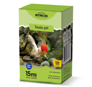 Nutricon Teste PH 15ml