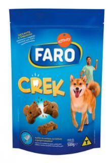 Petisco Biscoito Faro Crek Cães Adultos e Filhotes 500g