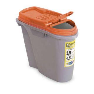 Porta Ração Dispenser Home 3,5 litros