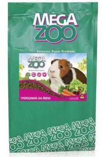 Ração Porquinho-da-Índia Megazoo 500gr