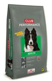 Ração Seca Royal Canin Cão Club Performance Adult 2,5kg