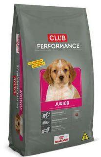 Ração Seca Royal Canin Cão Club Performance Jr 2,5kg