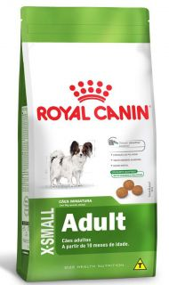 Ração Seca Royal Canin Cão Super Premium X-Small Adult