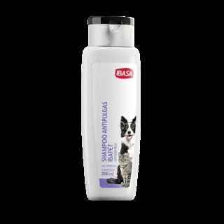 Shampoo Antipulgas Ibasa