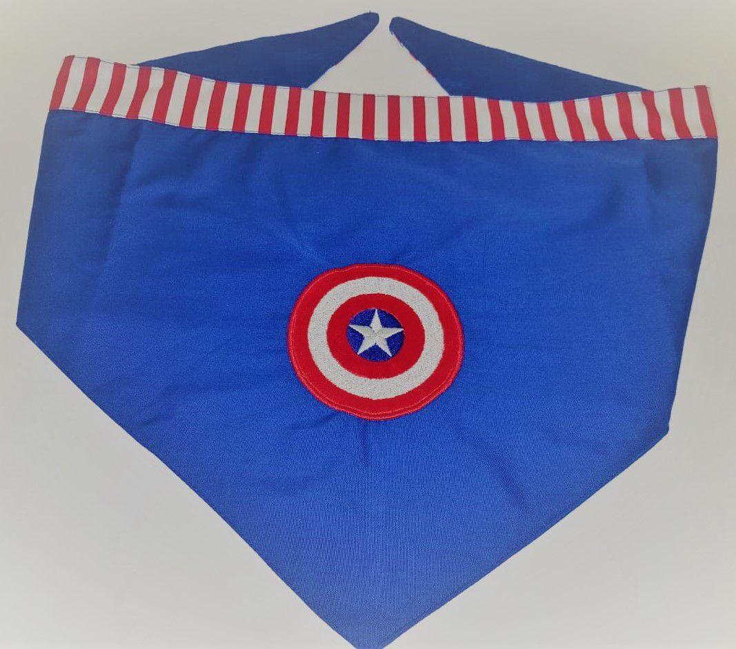 Bandana Capitão América