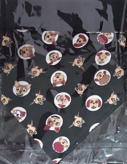Bandana Elegante para Cães Tamanho G