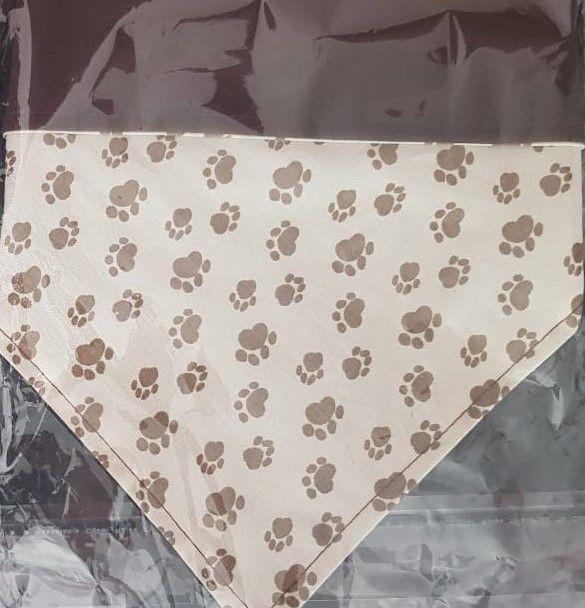 Bandana Elegante para Cães Tamanho M