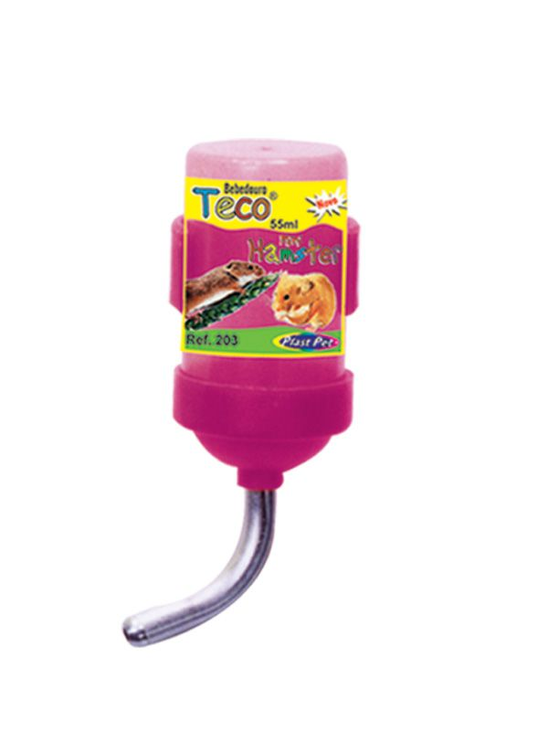 Bebedouro Hamster Teco Mini 55ml