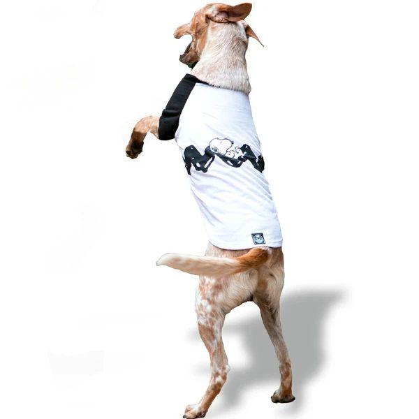 Camiseta CB Snoopy Rest Roupinha Roupa