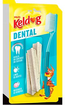 Dental Kelco Petisco Snack para Cães Y