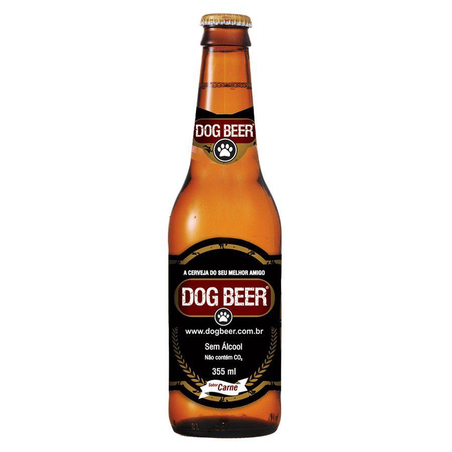 Dog Beer - Petisco Líquido para Cães