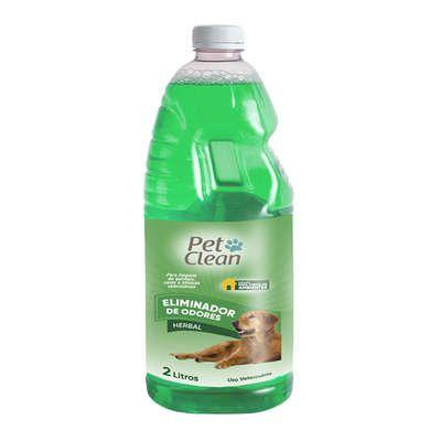Eliminador de Odores Herbal PetClean