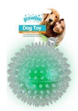 Flash Ball Bola Piscante para Cães P