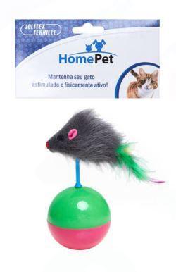 João Bobo com Ratinho para Gatos