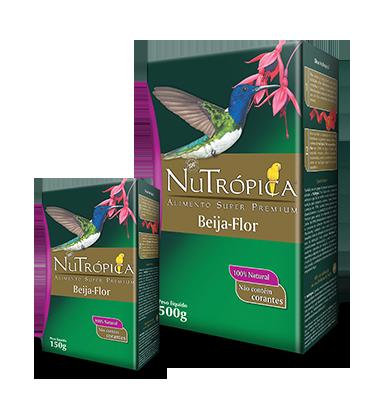 Néctar Nutrópica para Beija-flor 500g