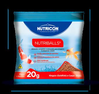 Nutricon Nutriballs 20g