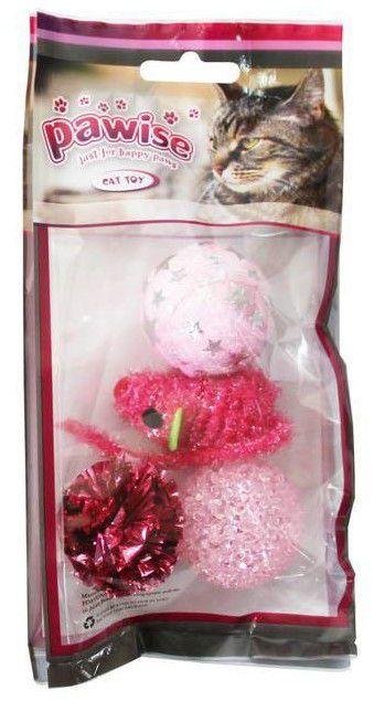 Pack com 4 Brinquedos para Gato