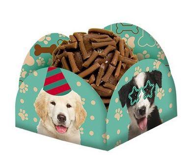 Porta Forminha Dog c/ 40 Unidades