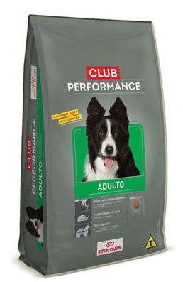 Ração Seca Royal Canin Cão Club Performance Adult 2,5kg