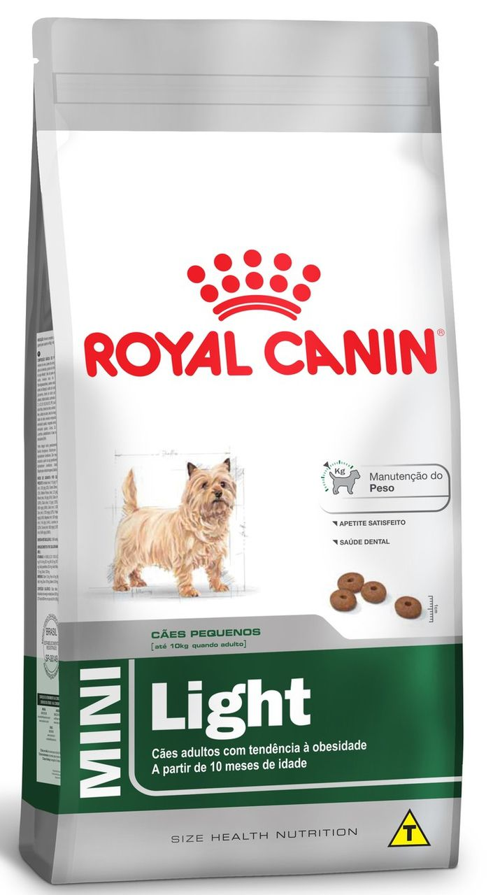 Ração Seca Royal Canin Cão Super Premium Mini Light