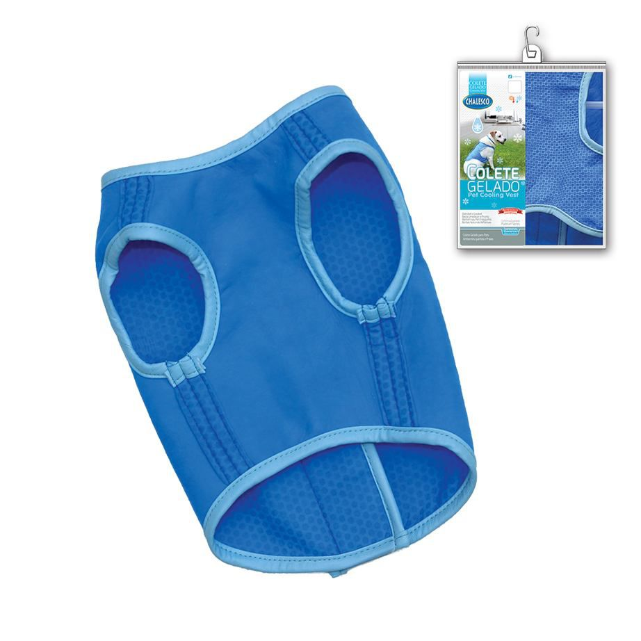Roupa Refrescante Pet Cooling Vest