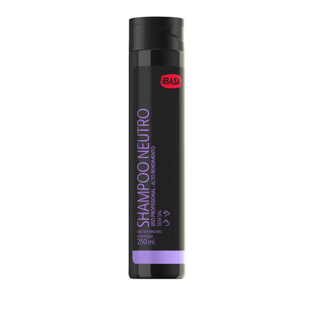 Shampoo Neutro Ibasa