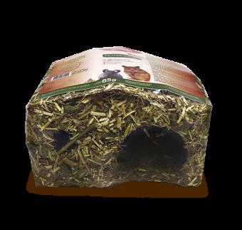 Tubo e Casa Comestível Nutrihome