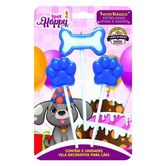 Velas decorativas para Cães