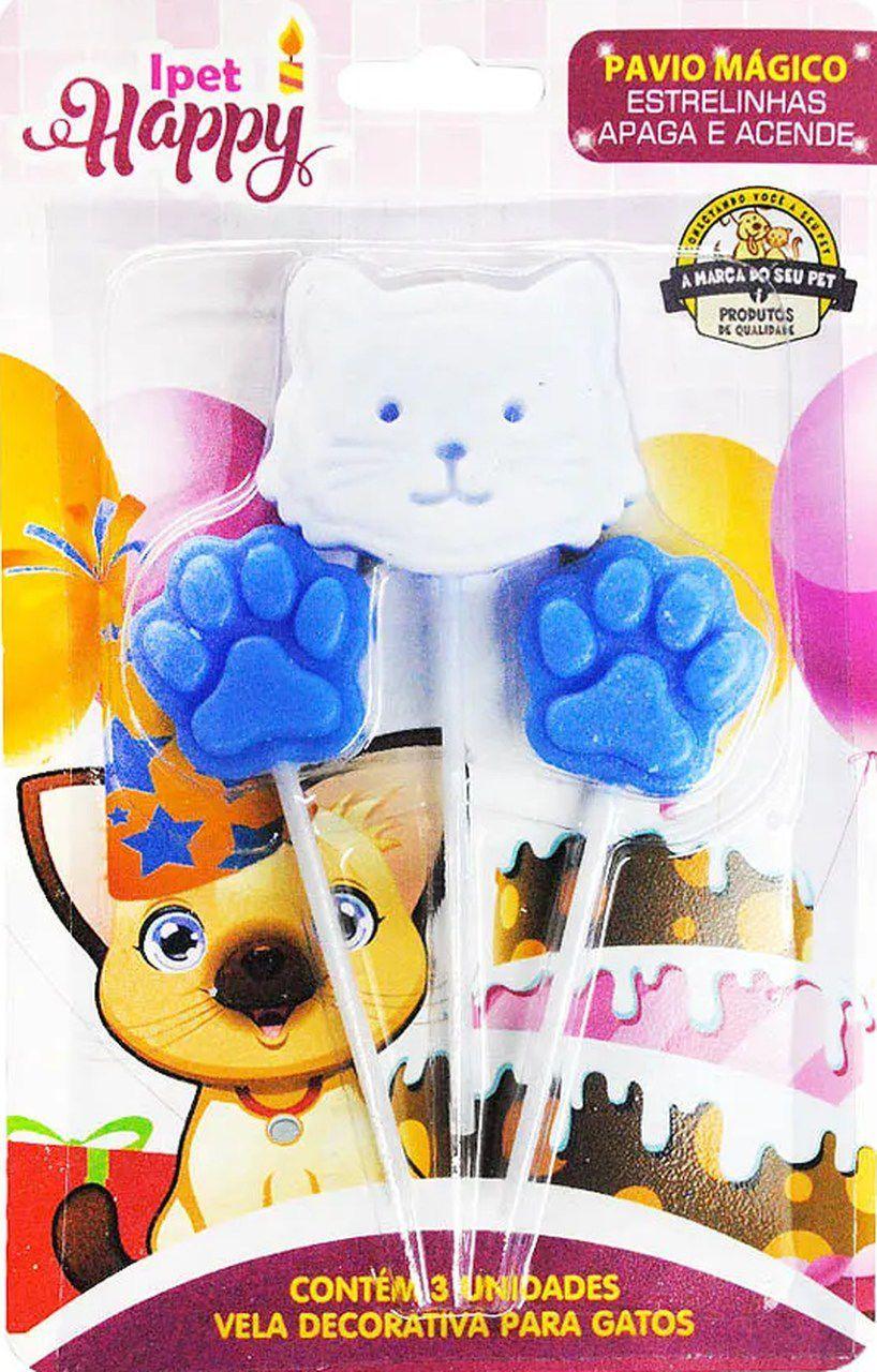 Velas decorativas para Gatos