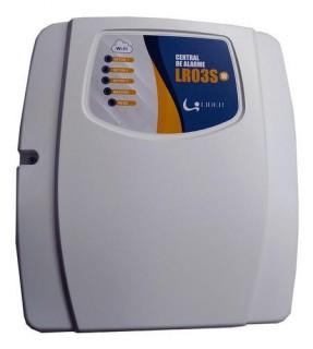 Central de Alarme 3 Setores com WIFI LR03SW