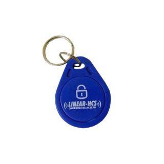 Chaveiro LF 125 KHZ Azul