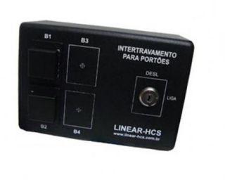 Modulo Intertravamento 2 Botões LN-308