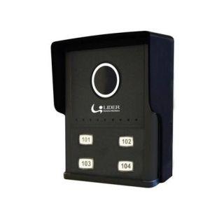 Porteiro Coletivo 4 Pontos Smart LR804