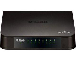 Switch 16 Portas 10/100MBPS DES-1016A
