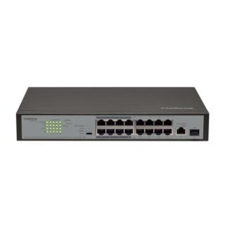 Switch 16 Portas POE SF 1811